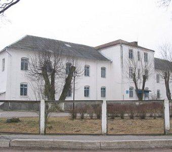 Иезуитский коллегиум. Первая половина XVIII века